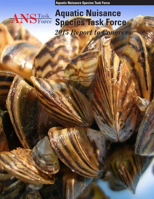 Aquatic Nuisance Species Task Force