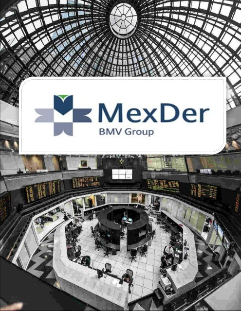 MexDer es la Bolsa de Derivados de México