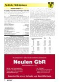 Amtsblatt Nr. 12/2009 vom 29.12.2009 - Gemeinde Kreuzau - Page 6
