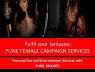 Shikha Shirivastav your secret fantasies with Pune Escorts