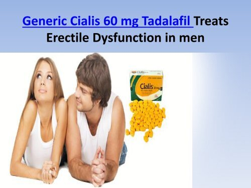 generic Cialis 50 mg where to Buy online