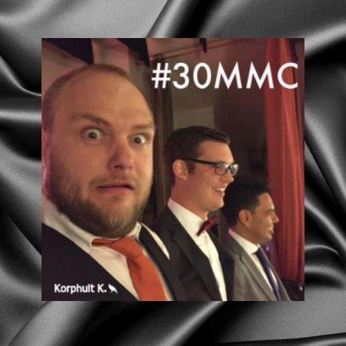 #30MMC omslag