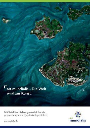 art.mundialis – Die Welt wird zur Kunst