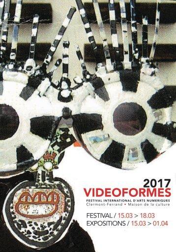 2017 VIDEOFORMES