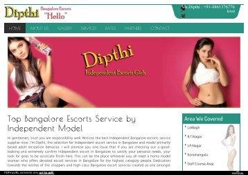 Bangalore Escorts Call Girls Best Service