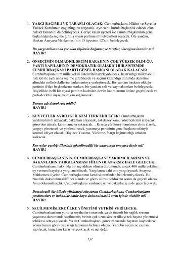 NEDEN HAYIR! PDF