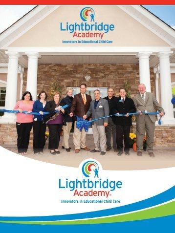 Lightbridge Academy Franchise Brochure