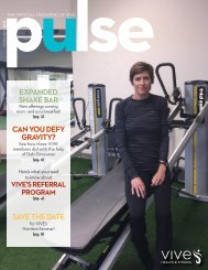VIVE Health & Fitness | February Issue