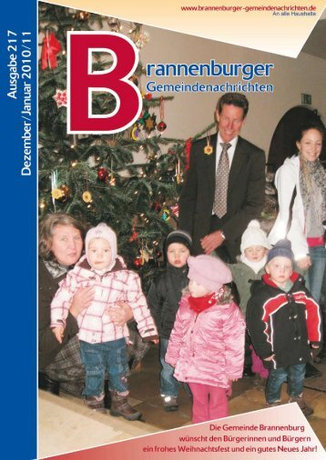Gedanken zur Weihnachtszeit! - Brannenburg