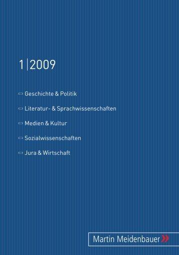 MM Verlag Vorschau 01_09.qxd - netkubik