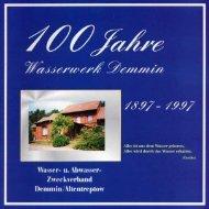 Broschüre 100 Jahre Wasserwerk Demmin_scan