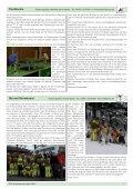 Lechnerholzbau - SV Schloßberg-Stephanskirchen eV - Page 7