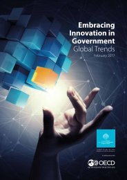 Embracing Innovation in Government Global Trends