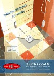 HL523N Quick-FIX - HL Hutterer & Lechner GmbH