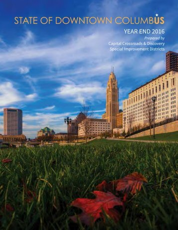 STATE OF DOWNTOWN COLUMBUS