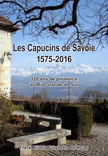 LES CAPUCINS DE SAVOIE