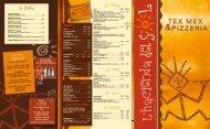 Hacienda-menu