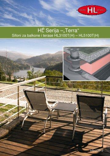 Sifoni za balkone i terase – proizvodi – pregled - Gradimo