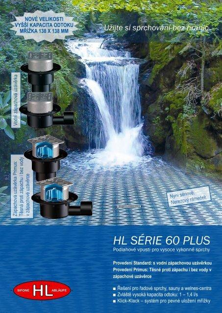HL série 60 PLUs - HL Hutterer & Lechner GmbH