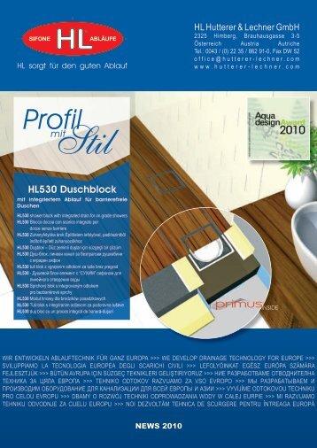 Profil mitStil - Hutterer-Lechner