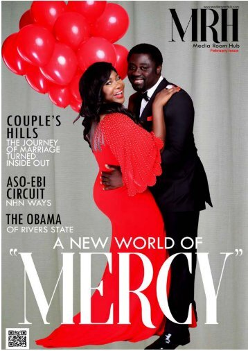 February cover: \'A new world of MERCY\'