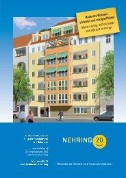 Leben in Berlin. - First Home