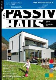 Der Kachelofen im Passivhaus - IG Passivhaus Tirol