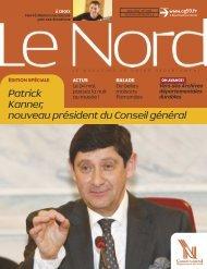 Mai 2011 - Conseil Général du Nord
