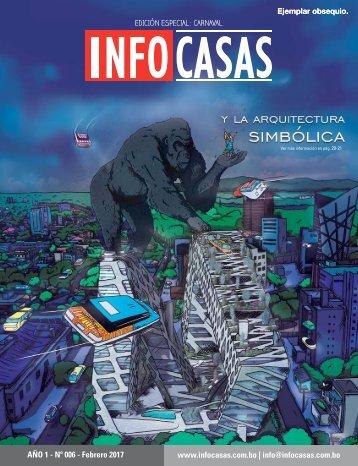 Revista InfoCasas Bolivia Febrero - 2017