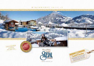 Seetal Residenz - Familienhotel Seetal