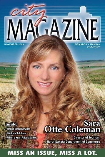 Otte-Coleman - City Magazine