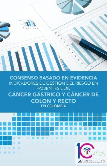 CÁNCER GÁSTRICO Y CÁNCER DE COLON Y RECTO