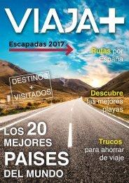 VIAJA+ Revista Digital Cristina