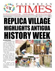 Caribbean Times 100th Issue - Friday 17th February 2017