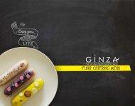 Catering Katalog - Ginza Ajans