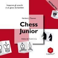 Chess Junior [IT] - Le istruzioni dei genitori e bambini (Estratto)
