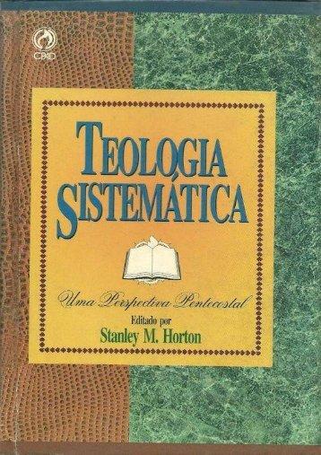 Teologia Sistemática - Stanley Horton