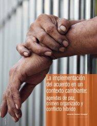 La implementación del acuerdo en un contexto cambiante
