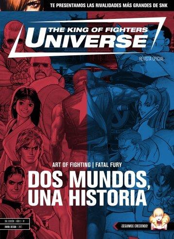 Revista KOF Universe 6