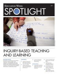 inquiry-Based Teaching and Learning