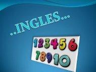 números en ingles