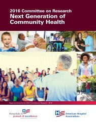 Next Generation of Community Health