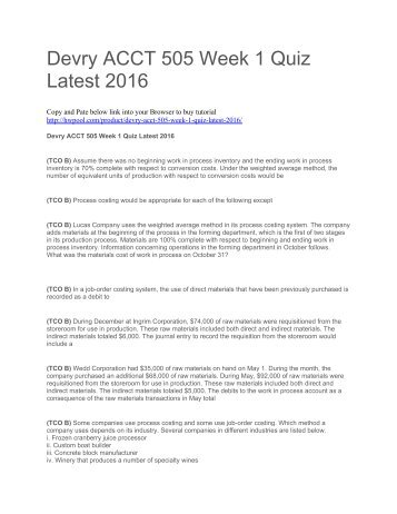 acct 505 quiz Acct 505 quiz 2 answerspdf free download here acct 505 week 6 quiz 2 acct 505 week 6 quiz 2 this pdf book provide 3433 mastering vocabulary answers information.