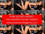 Cheapest Escorts Dating Agency in Pune- Ishita Tiwari