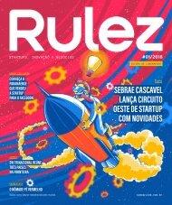 Revista Rulez #01/2016