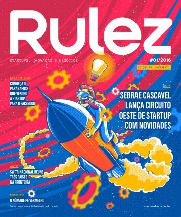 Revista Rulez #01/2016