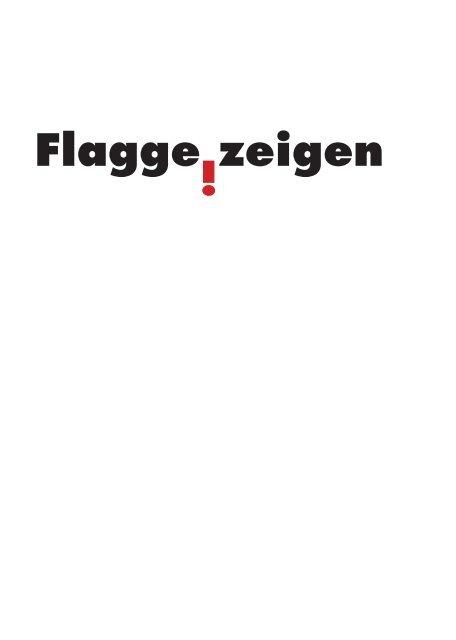 Flagge zeigen!  Katalog