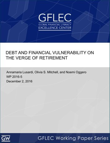 GFLEC Working Paper Series