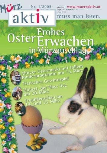 Frohes Oster Erwachen - Stadtgemeinde Mürzzuschlag