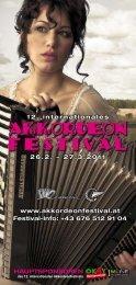 Akkordeon FestivAl - Accordions Worldwide